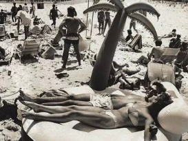 Take a look at how Delaware's beaches -- and the people who frequented them -- have changed over the years