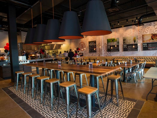 Italian restaurant cucinova to open in kenwood for Design your own restaurant