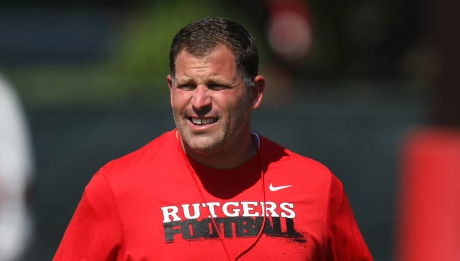 Former Rutgers coach Greg Schiano says he has learned a lot about coaching touring the way things are done elsewhere during his year on the sidelines.