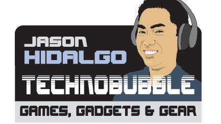 Technobubble is a regular feature by Jason Hidalgo that looks at the latest technology news and reviews.