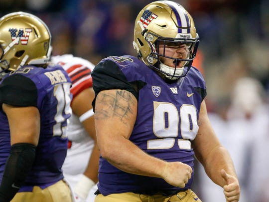 Greg Gaines is one of the defensive linemen being counted