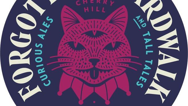 Forgotten Boardwalk Brewing Co. is located in Cherry Hill.