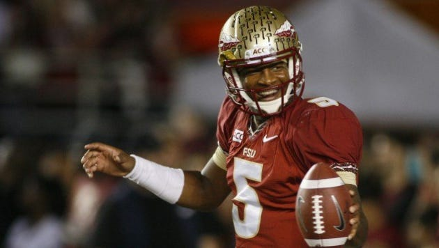 Florida State quarterback Jameis Winston says he's learned from his mistakes, but former Alabama quarterback Greg McElroy says he would stay clear of the 2013 Heisman Trophy winner if he was an NFL team owner or general manager
