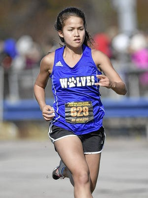 Sylvia Long is expected to be one of the key performers for Kilbourne, which reached the state meet last season for the first time in program history.