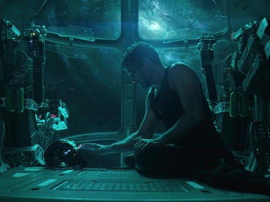 """Robert Downey Jr. stars in """"Avengers: Endgame."""" The"""