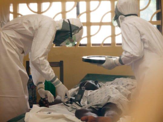 AP Ebola American Doctor