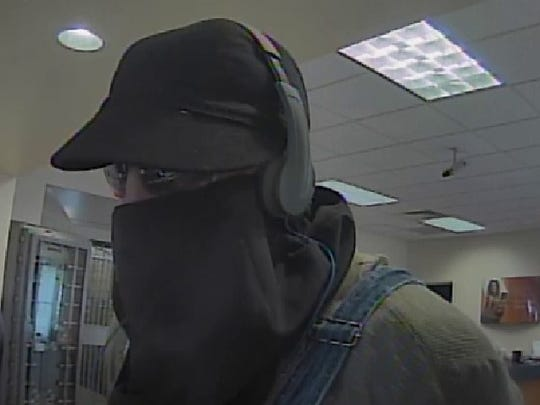 The APD is requesting public assistance identifying a robbery suspect.