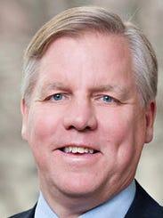 Kirk Norris, president of the Iowa Hospital Association.