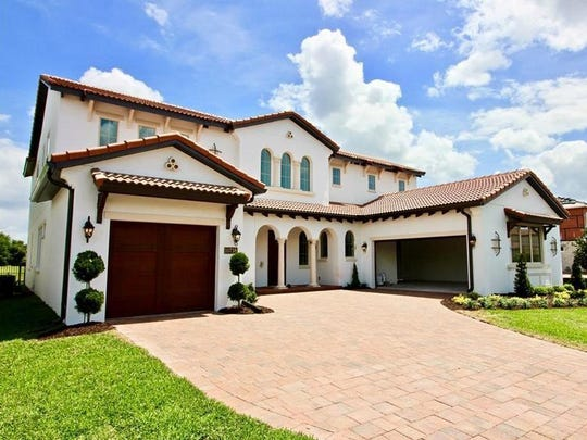 This is the nearly $1 million house Miguel Cabrera helped pay for in Orlando.