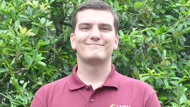 Matthew Martin is a Help Desk Specialist for the Visiting Nurse Association of the Treasure Coast.