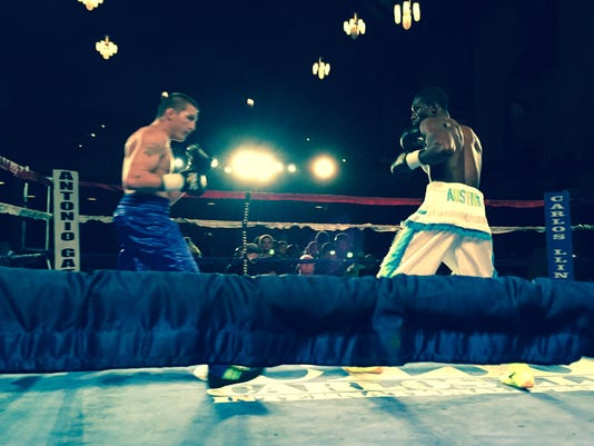 Friday Night Fights: Detroiters prevail on Masonic Temple boxing card