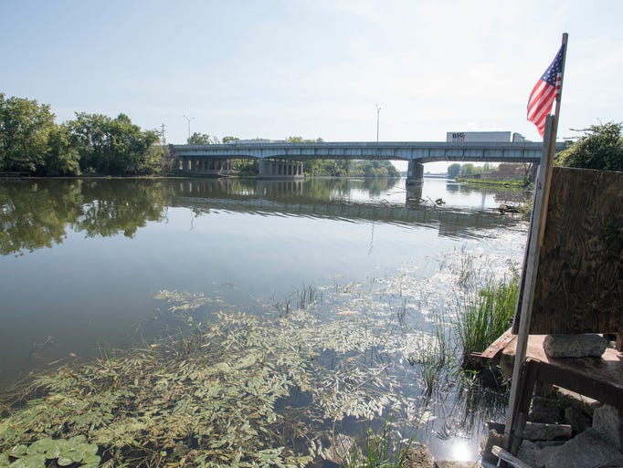 State and federal officials announced restoration work