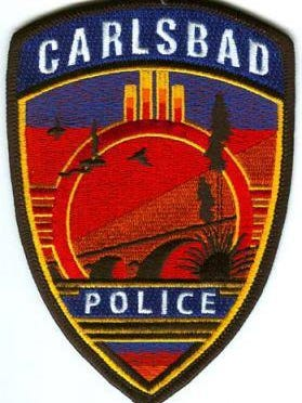 Carlsbad Police Department Shield