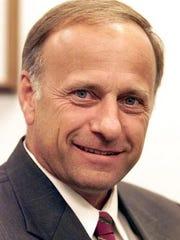Rep. Steve King, R-Kiron