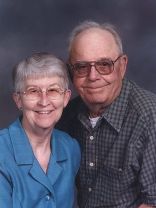 Anniversaries: Roger Dover & Ethel Dover