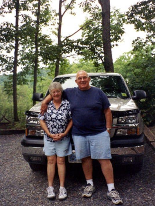 Anniversaries: ed mawhorr & Kathy mawhorr