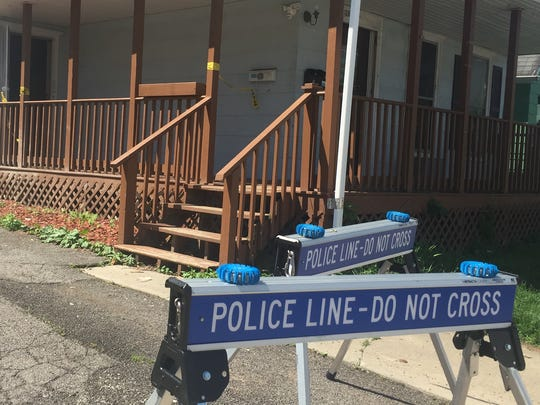 Binghamton Police are investigating a shooting that happened on Vestal Avenue.