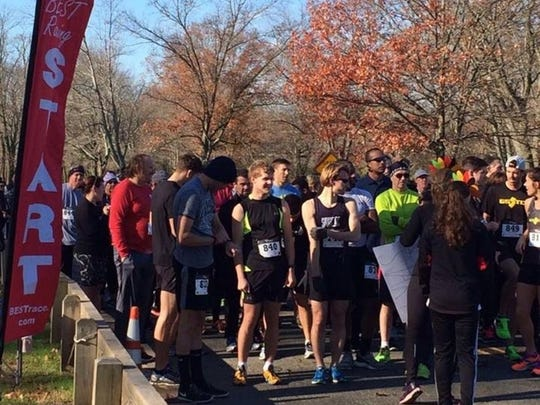 The Elijah's Promise Race for Hunger 5K will take place Nov. 12 in Piscataway's Johnson Park to raise money and awareness for the food justice and empowerment program.