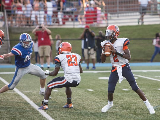 Memphis Area High School Football 10 Games To Watch In Week 6
