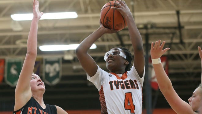Mansfield Senior's Erica Johnson was named second team All-Ohio by the Associated Press on Tuesday.
