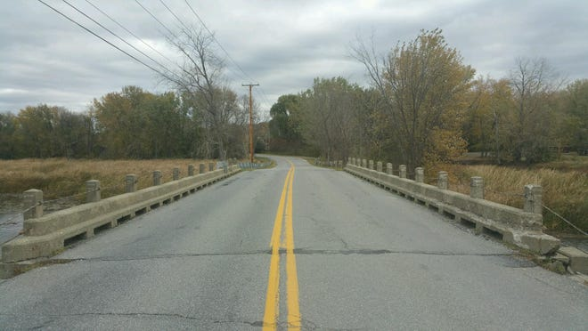 Shelburne voters will decide Tuesday whether to support a $3 million bond issue to replace the Bay Road Bridge.