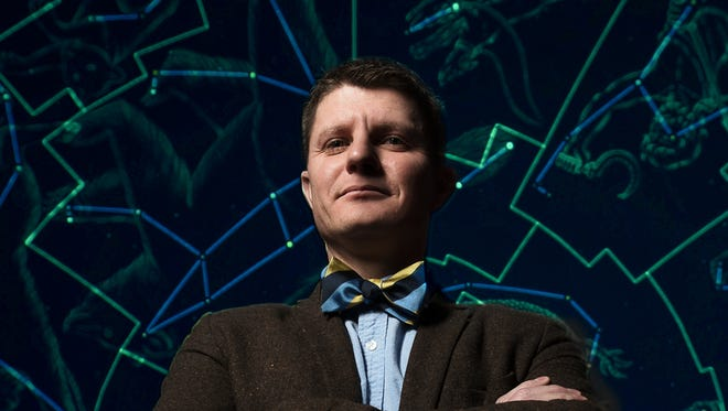 Dr. Kenneth Carrell is an assistant professor of physics and director of the Planetarium at Angelo State University.