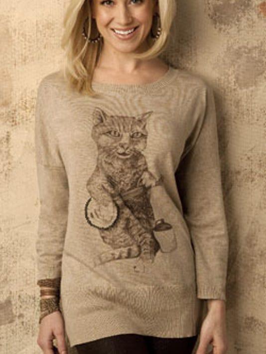Kellie_Pickler_Sweater