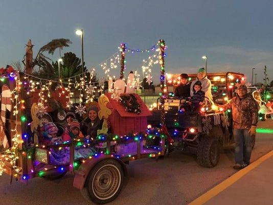 Loving Light Parade