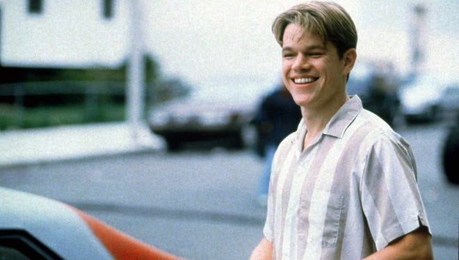 """Matt Damon won an Oscar for writing the screenplay of """"Good Will Hunting"""" (shared with Ben Affleck). He was also nominated for best actor for the 1998 film."""