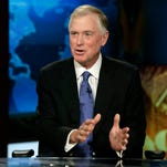 Former vice president Dan Quayle is interviewed in 2014.