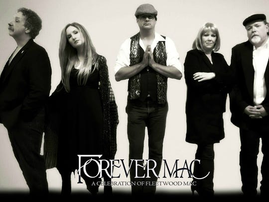 Fleedwood Mac tribute band Forever Mac will perform