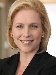 Sen. Kirsten Gillibrand, D-NY