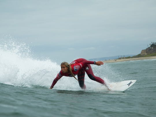 Rachel Presti now on USA Surfing team.
