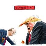Benson: Putin's squeeze play on Trump