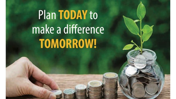 Pledge to Plan cover