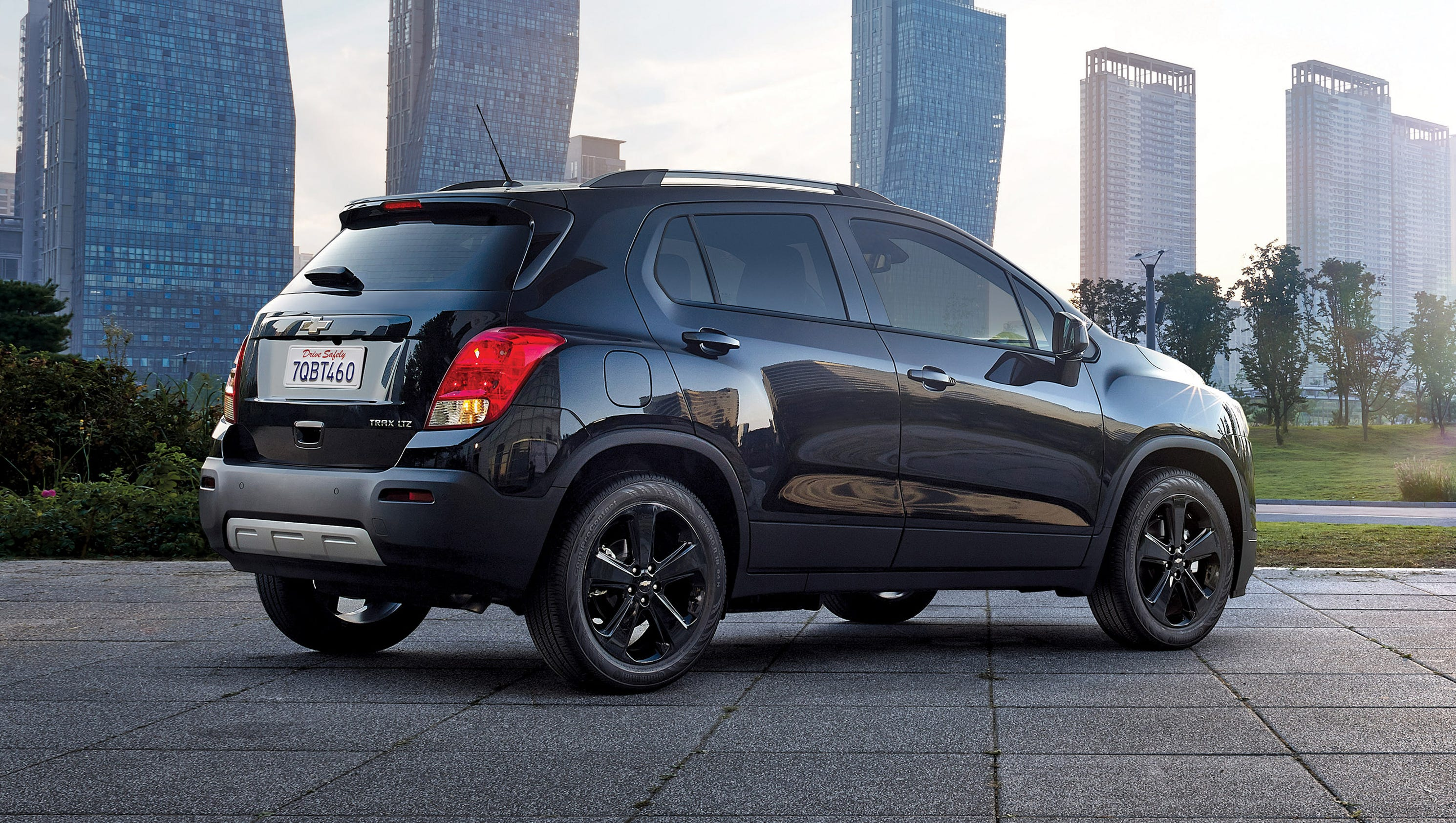Special Edition Chevy Trax part of GM crossover plan