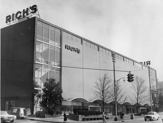 Knoxville Department Store
