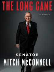 """The Long Game: A Memoir"" by Senate Majority Leader"