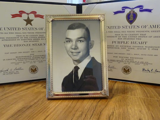 Sergeant Jerry Hurley, Army