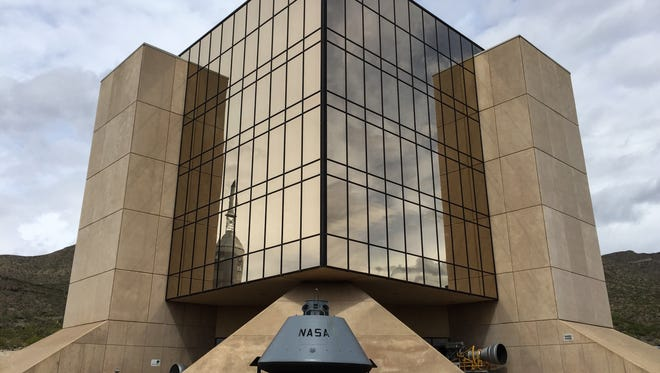 The New Mexico Museum of Space History in Alamogordo celebrates achievement in space exploration.