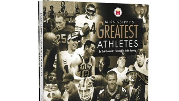 A book signing for 'Mississippi's Greatest Athletes' will be held Thursday at the Mississippi Sports Hall of Fame.