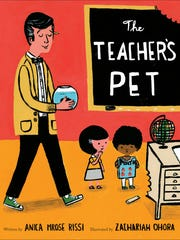 'The Teacher's Pet'