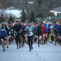 Challenge runners rely on mental toughness