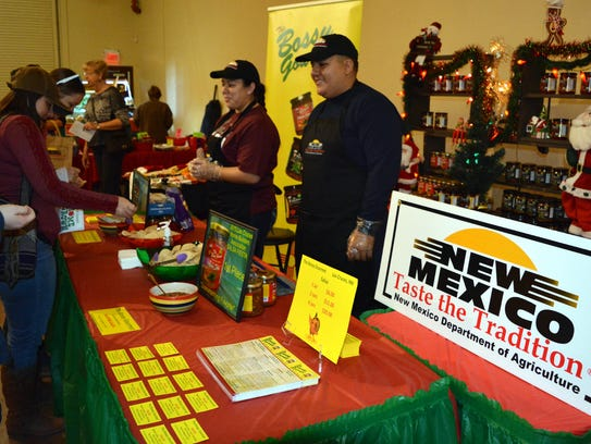 The fourth annual HomeGrown: A New Mexico Food Show