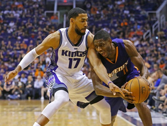 Kings vs Suns 2016