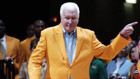 A.W. Davis was a first-team All-American in 1965.
