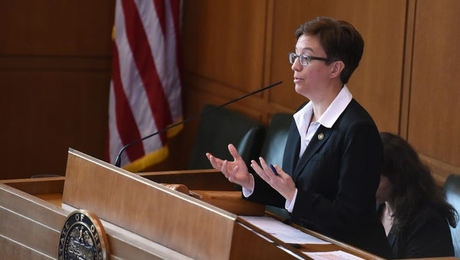 Speaker of the House Tina Kotek