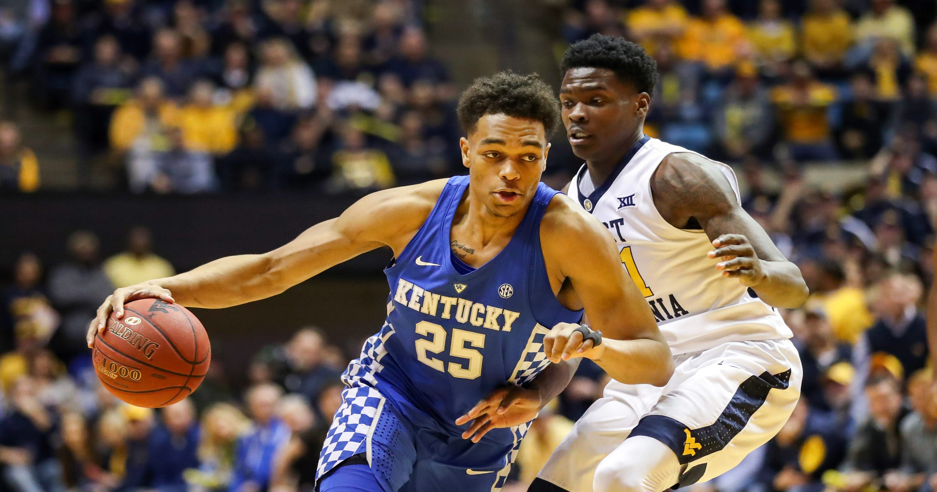 24114e1f76c PJ Washington withdraws from NBA draft and will return to Kentucky