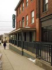 The Wilson in downtown Burlington provides permanent housing to people who are formerly homeless.