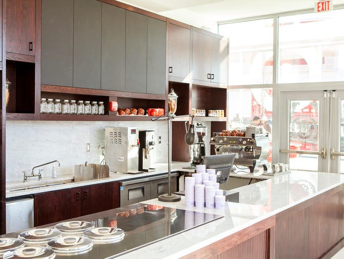Dolcezza is a charming little gelateria in Washington, DC, serving artisanal gelato made fresh daily.